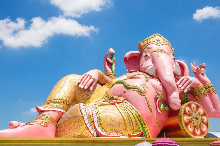 Lord Ganesha comes to Paradise!