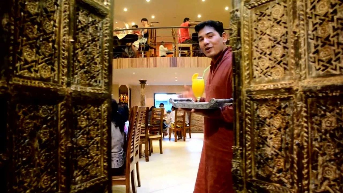 You will never believe what this restaurant serves! – Sitar Restaurant